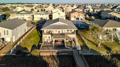 Ocean Isle Beach Single Family Home For Sale: 55 Concord Street