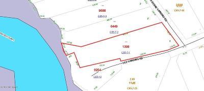 New Bern Residential Lots & Land For Sale: 21 N Berne Landing Road