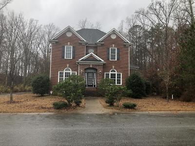 Rocky Mount Single Family Home For Sale: 133 Ladybank