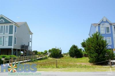 Holden Beach Residential Lots & Land For Sale: 1117 Ocean Boulevard W