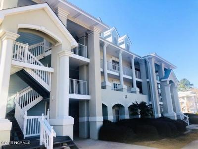 Calabash Condo/Townhouse For Sale: 330 S Middleton Drive NW #1201