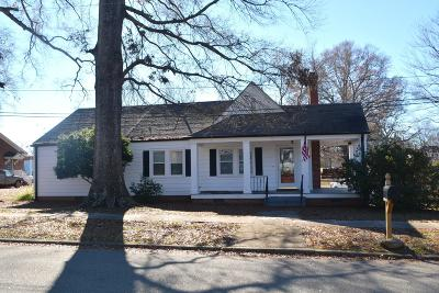 Nash County Single Family Home For Sale: 213 N Walnut Street
