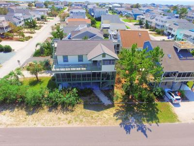 Sunset Beach Single Family Home For Sale: 402 28th Street