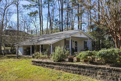 Oak Island Single Family Home Pending: 5607 E Yacht Drive E
