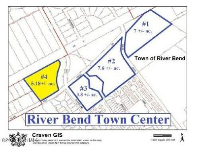 New Bern Residential Lots & Land For Sale: 5201 U.s. Hwy 17 S