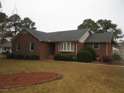 Greenville NC Single Family Home Sold: $156,900