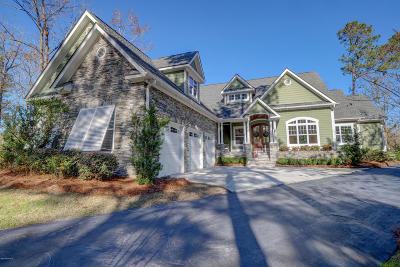 Leland Single Family Home For Sale: 3849 Hallmark Road NE