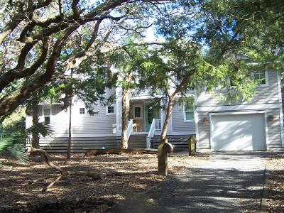 Bald Head Island Single Family Home For Sale: 11 Red Cedar Trail