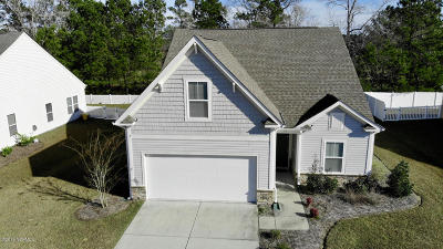 Calabash Single Family Home For Sale: 179 Lighthouse Cove Loop