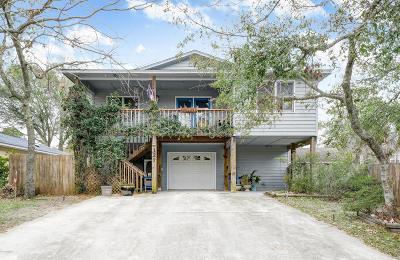 Oak Island NC Single Family Home For Sale: $345,000