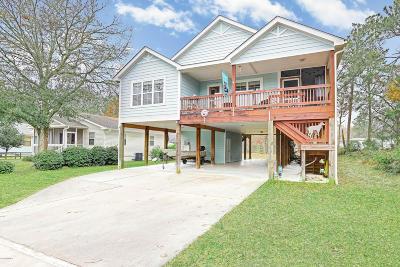 Oak Island NC Single Family Home For Sale: $297,500