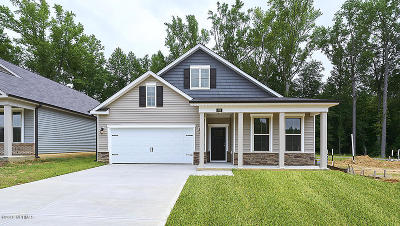 Rocky Mount Single Family Home For Sale: 530 Golden Villas Drive