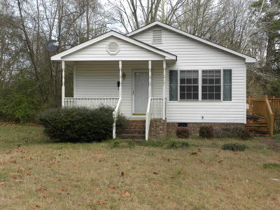 Edgecombe County Single Family Home For Sale: 403 S Main Street