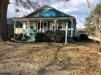 New Bern Single Family Home For Sale: 108 Ellington Street
