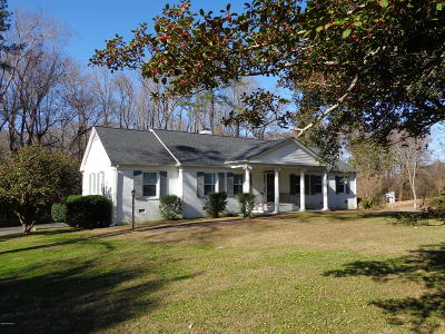 Greenville Single Family Home For Sale: 2404 Evans Street