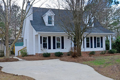 Winterville Single Family Home For Sale: 659 Huff Drive