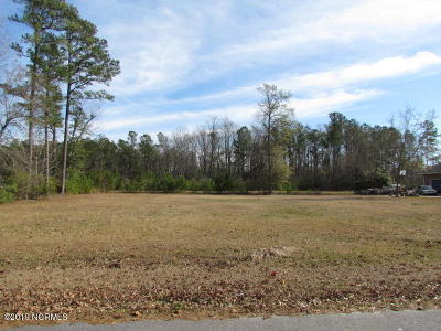 Lake Waccamaw Residential Lots & Land For Sale: Lot # 10 Council Avenue