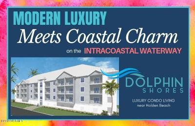 Supply Condo/Townhouse For Sale: 2256 Dolphin Shores Drive SW #1