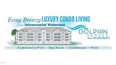 Supply Condo/Townhouse For Sale: 2256 Dolphin Shores Drive SW #8