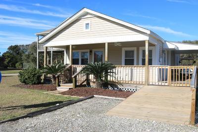 Oak Island Single Family Home For Sale: 2212 E Dolphin Drive