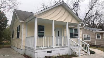 Morehead City Single Family Home For Sale: 2305 Avery Street