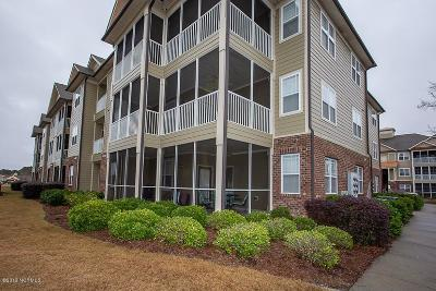 Crow Creek Condo/Townhouse For Sale: 395 S Crow Creek Drive NW #1506