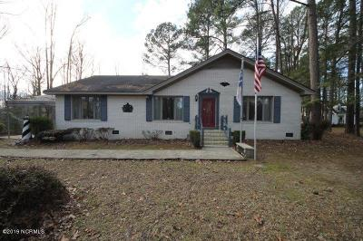 Rocky Mount Single Family Home For Sale: 1388 Pleasant Hill Road