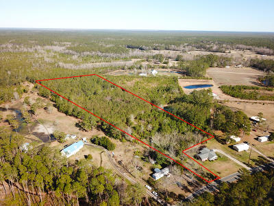 Swansboro Residential Lots & Land For Sale: 952 Old Church Road