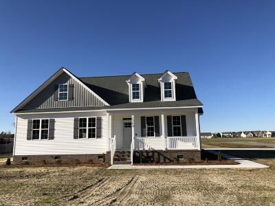 Rocky Mount Single Family Home For Sale: 1300 Reece Road