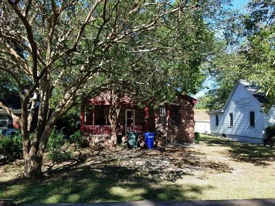 Greenville Single Family Home For Sale: 1102 Colonial Avenue