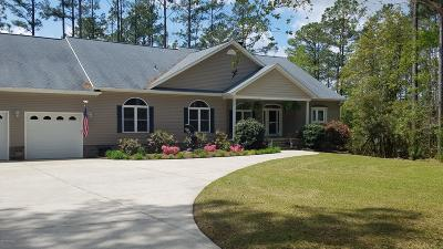 Havelock Single Family Home For Sale: 308 Vicksburg Court
