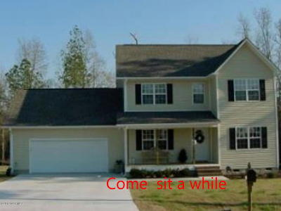 Richlands Single Family Home For Sale: 105 Rocky Court