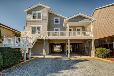 Ocean Isle Beach Single Family Home For Sale: 31 Newport Street