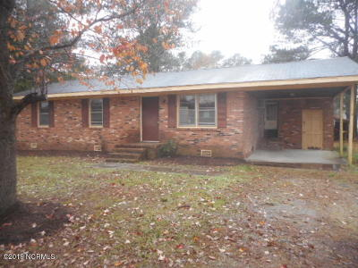 Nash County Single Family Home For Sale: 12058 Nc Highway 48