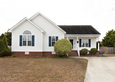 Winterville Single Family Home For Sale: 2004 Chesco Court