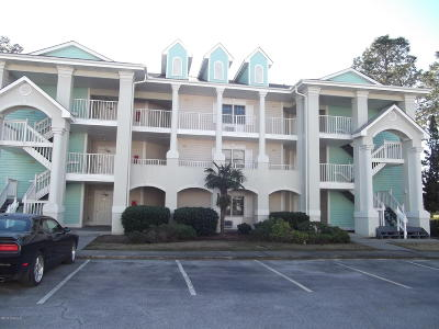 Calabash Condo/Townhouse For Sale: 330 S Middleton Drive NW #407