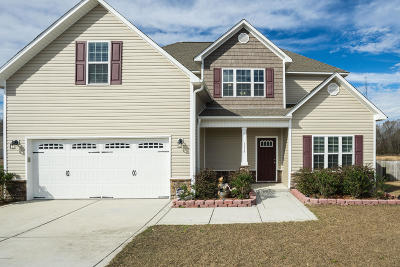 Richlands Single Family Home For Sale: 115 Prelude Drive