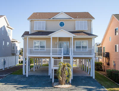 Ocean Isle Beach Single Family Home For Sale: 42 Pender Street