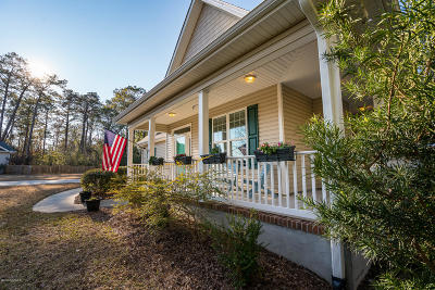 Morehead City NC Single Family Home For Sale: $329,900