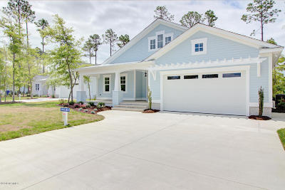 Southport Single Family Home For Sale: 211 Sand Dollar Lane