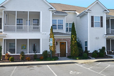 Greenville NC Condo/Townhouse For Sale: $122,500