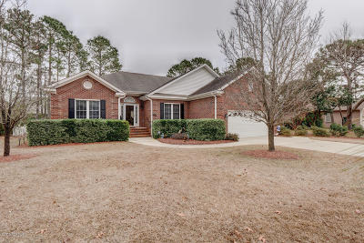 Wilmington Single Family Home For Sale: 8709 Sedgley Drive