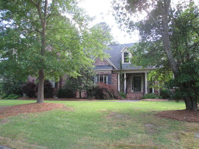 Greenville Single Family Home For Sale: 377 Claredon Drive