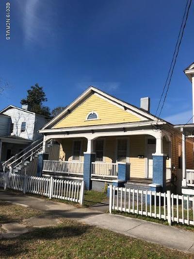 Wilmington Multi Family Home Pending: 817 Chestnut Street