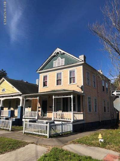 Wilmington Multi Family Home Pending: 819 Chestnut Street