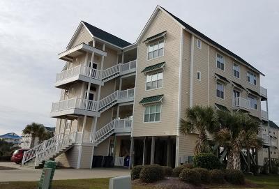 Ocean Isle Beach Condo/Townhouse For Sale: 1 Via Dolorosa Drive #C