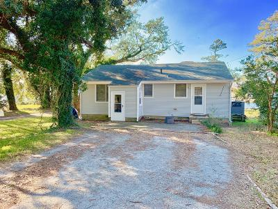 Holly Ridge, Sneads Ferry, Surf City, Topsail Beach Rental For Rent: 126 Cando Road