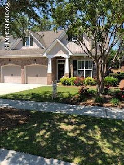 Wilmington Single Family Home For Sale: 5017 Whitner Drive