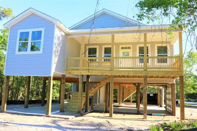 Oak Island Single Family Home For Sale: 1807 W Oak Island Drive
