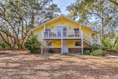 Oak Island NC Multi Family Home For Sale: $225,000